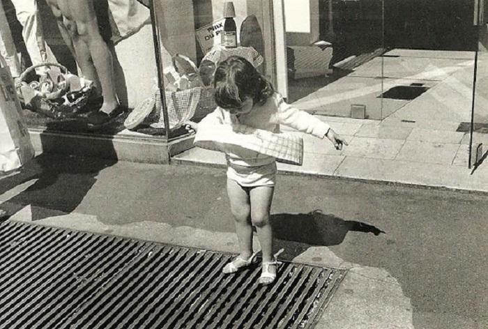 Трогательные снимки детей, сделанные в послевоенное время.