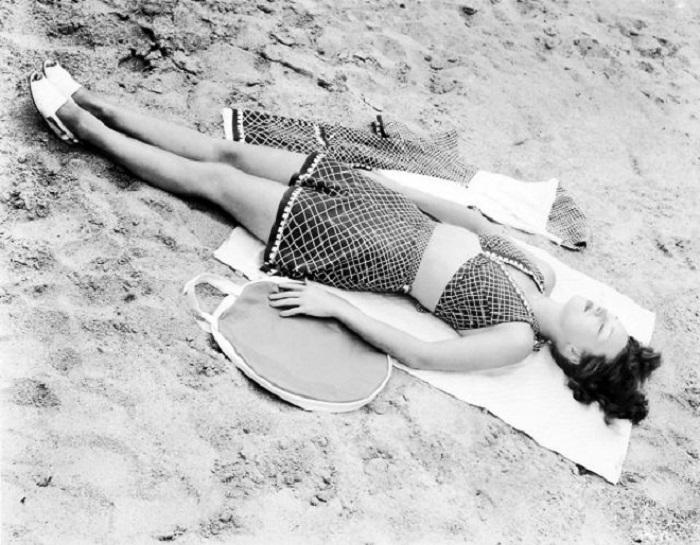 Киноактриса добившаяся популярности в 1930-е годы.