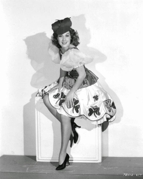 Американская актриса 1930-х годов.