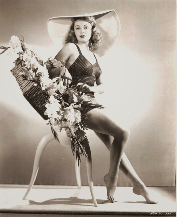 Американская актриса, номинантка на премию «Оскар» в 1951 году.