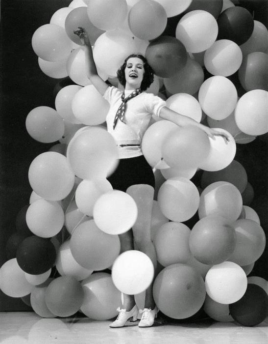 Американская актриса и танцовщица 1930-1940-х годов, известная своими танцевальными номерами.
