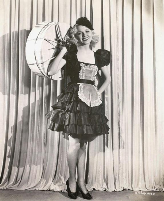 Актриса, получившая известность в период 1932-1940 годов.