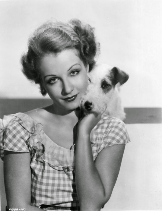 Британская актриса в начале 1930-х годов.