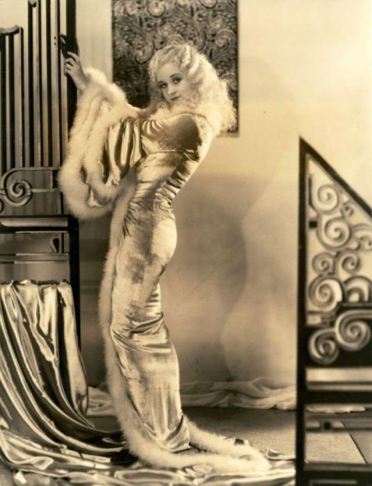 Однотипные роли привлекательной актрисы эры звукового кино привели к быстрому завершению ранее успешной карьеры.