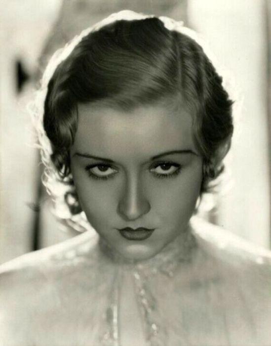 Пик популярности американской киноактрисы пришелся на 1930-е годы.