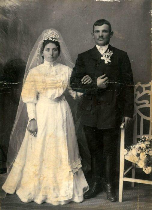 В свадебной одежде викторианской эпохи важную роль играл этикет.
