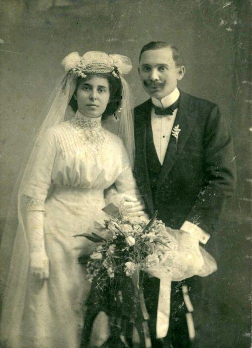 Риза и Рудольф Бауэры.