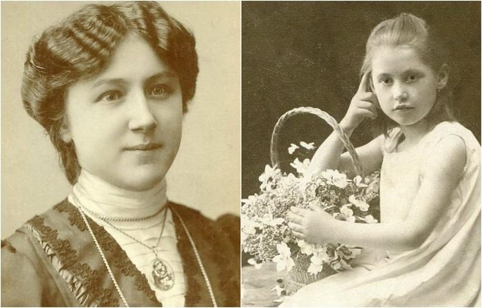 Мода и стиль 1900-1910 годов.