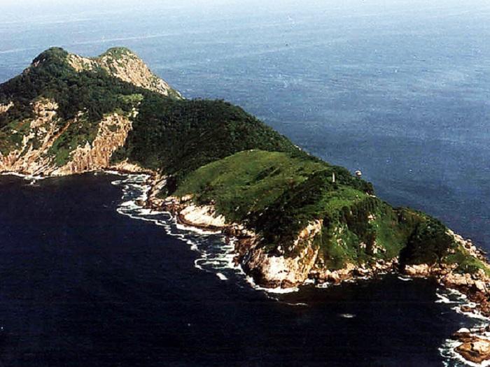 «Змеиный остров».