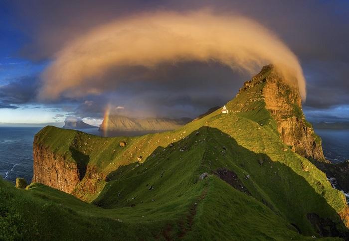 Приз зрительских симпатий в категории «Пейзажи» получил польский фотограф Войцех Кручинский (Wojciech Kruczynski).