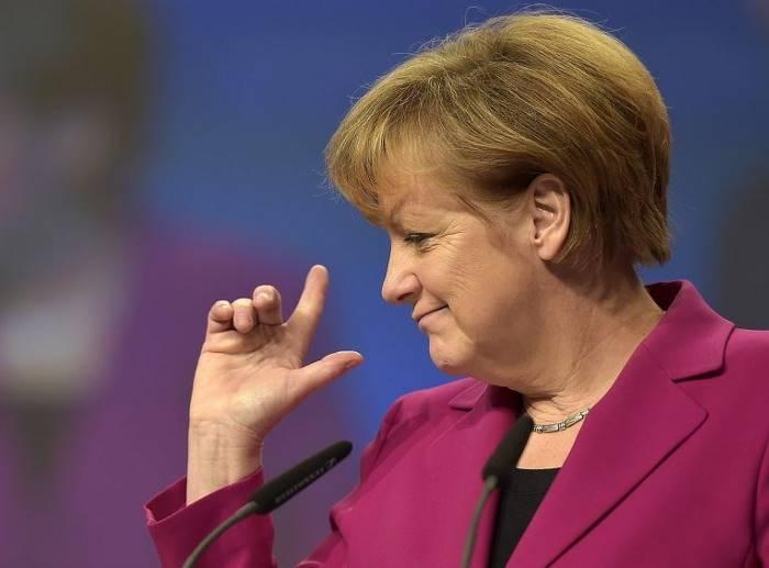 Немецкий государственный и политический деятель, канцлер Германии.