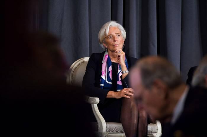 Директор-распорядитель Международного валютного фонда.