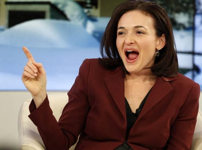 Американская предпринимательница, исполнительный директор Facebook с 2008 года.