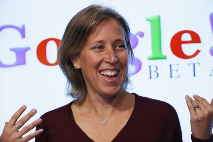 Сьюзен является президентом YouTube.