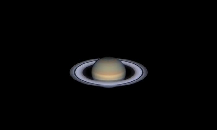Сатурн, 6 июля 2015 года, Виндхук, Намибия. Фотограф Andrаs Papp.
