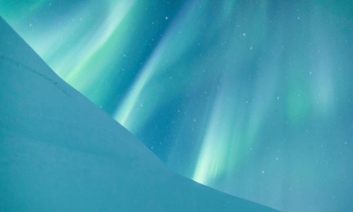 Национальный парк Абиску, Лапландия, Швеция. Фотограф Jamen Percy.
