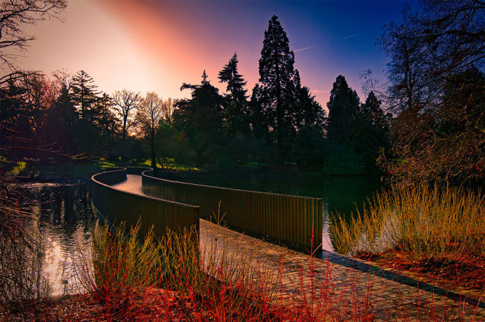 Королевские ботанические сады, Кью, Лондон. Автор фотографии: (Zygmunt Szot) Зигмунд Шот.