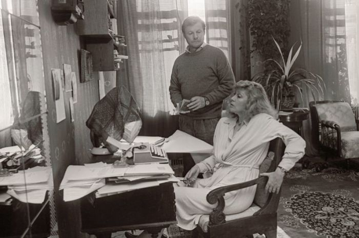 Роль Юлии - жены главного героя Вадима, полюбившего другую женщину – была близка и понятна огромному количеству женщин всего мира.