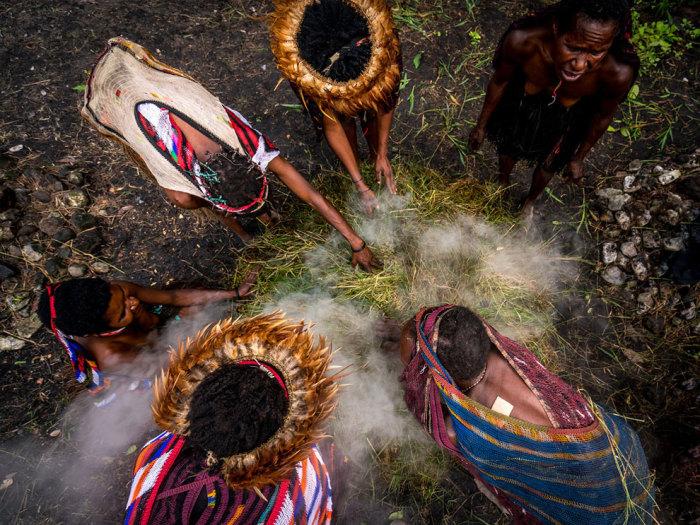 Традиции, которые передающихся от поколения к поколению на протяжении тысяч лет.