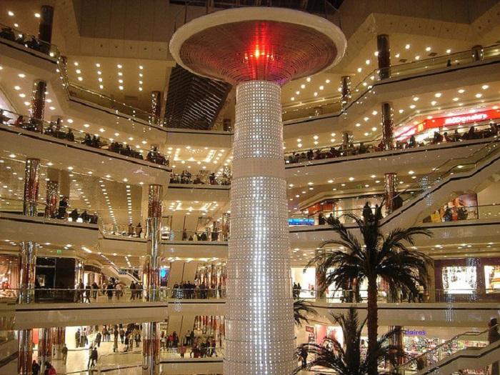 Турция. Самый лучший торгово-развлекательный центр в Стамбуле.