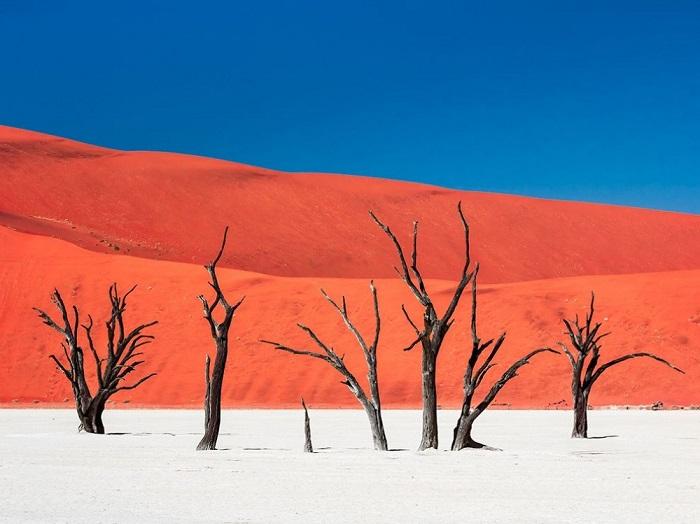 Остров тишины и тепла. Фотограф Carsten Kruger.