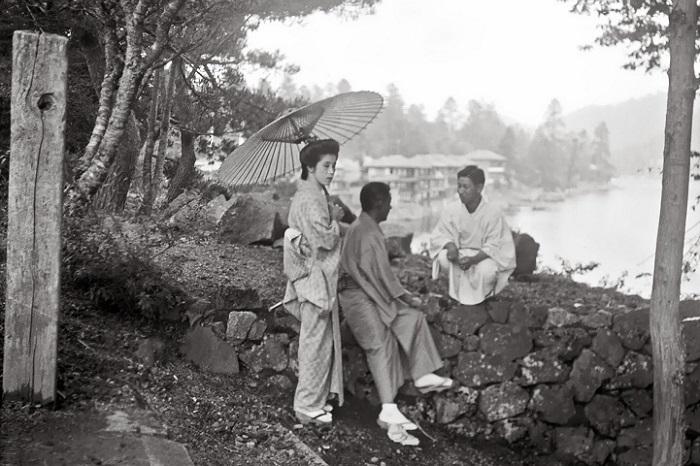 Период Мэйдзи, который начался в 1868 году и продлился до 1912 года.
