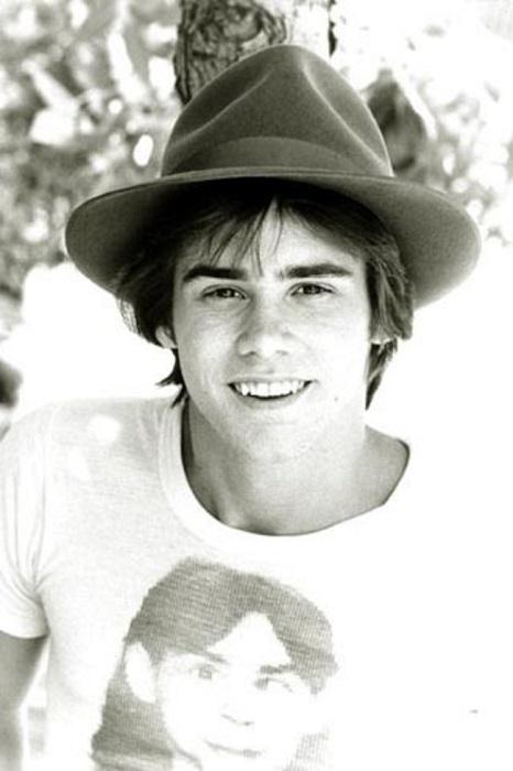 Молодой Джим, 1970-е года.