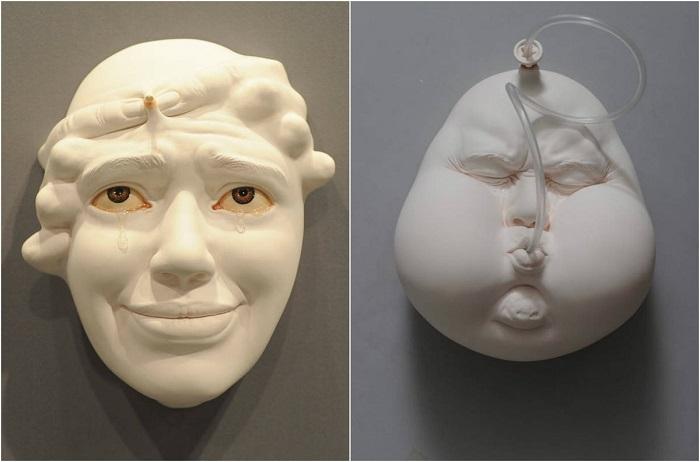 Эмоциональность и декоративность скульптурных изображений.