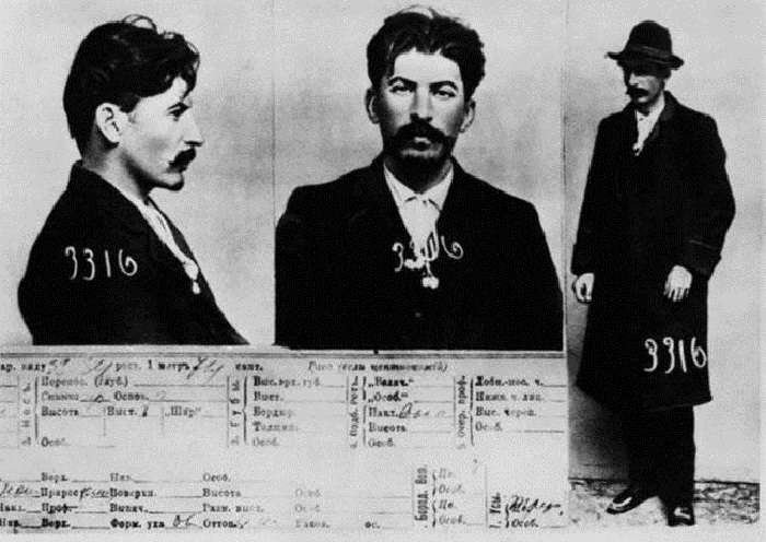 Иосиф Сталин, 1911 год.