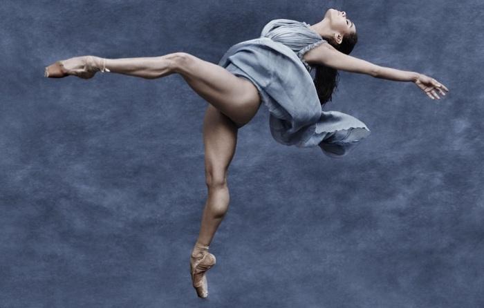 Американская танцовщица, ставшая первой в мире темнокожей прима-балериной, появилась в роли девушки, которая отчаянно хочет стать звездой балета.