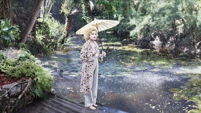 Прекрасный персонаж Гарнер, в которого преобразилась звезда сериала «Озарк», черпает свое вдохновение в природе и простых окружающих вещах.
