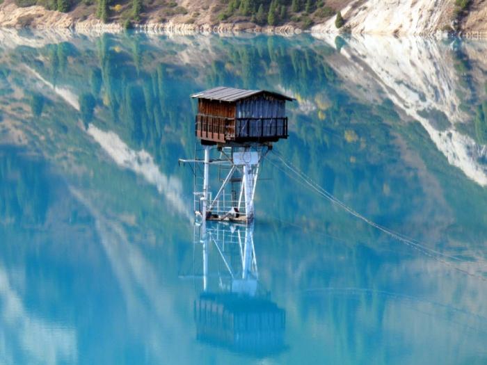 Одно из самых красивых мест в окрестностях «южной столицы» Казахстана.