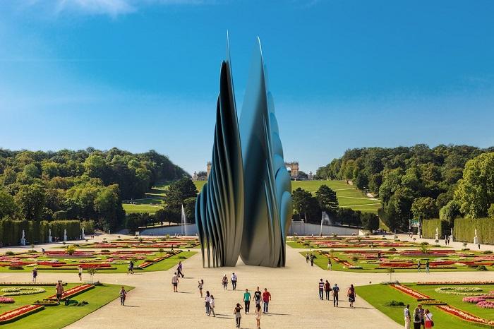 После просмотра футуристических цифровых скульптур Кена Келлехера, ему предложили создать прототипы будущих инсталляций в Италии и Португалии.