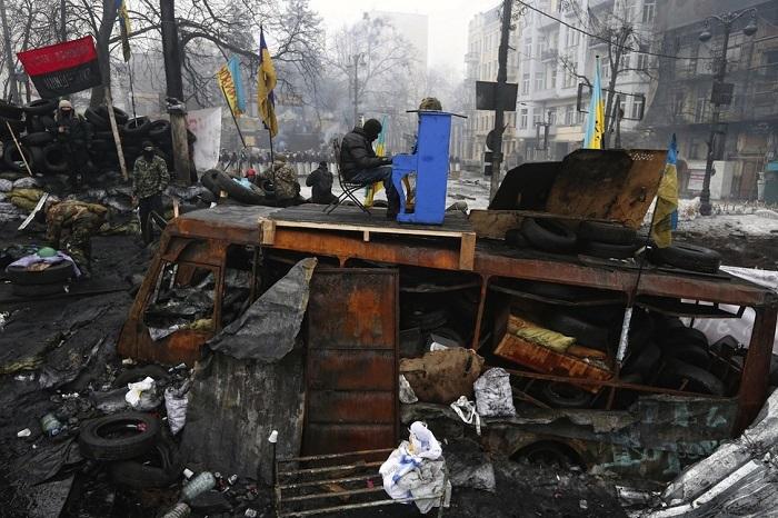 «Украина. Киев. Евромайдан.»