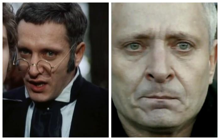 Советский актёр, режиссёр, сценарист в роли Бошана, друга Альбера, редактор газеты «Беспристрастный голос».