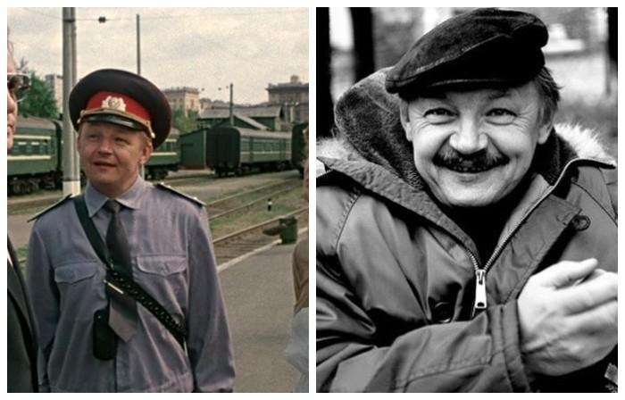 В знаменитом советском фильме из Михаила Ивановича получился великолепный чистосердечный милиционер Николаша.