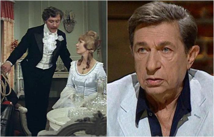 Актер изобразил «пышноволосого» лейтенант Эмиля Тавернье, пылкого любовника мадам Бопертюи, которая пострадала в этой истории.