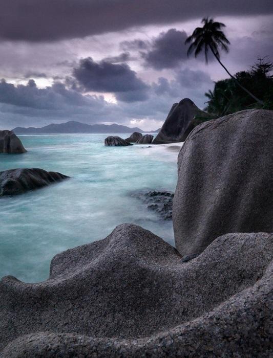 Самое красивое место на Сейшельских Островах.