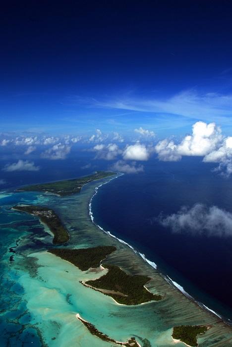 Самый красивый островов мира, расположенный глубоко в Индийском океане.