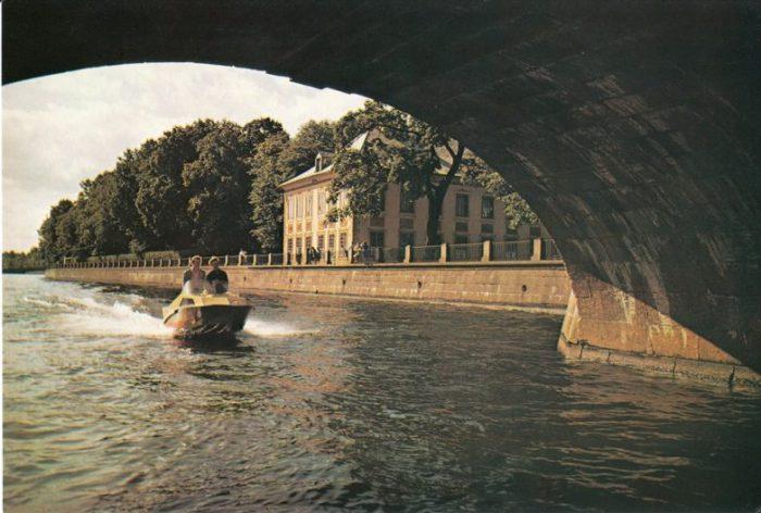 Летний дворец-музей Петра I.