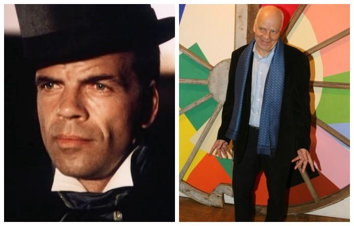 Латвийский актёр сыграл королевского прокурора де Вильфора, бывшего любовника Эрмины Данглар.