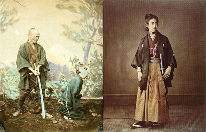 Загадочная и непредсказуемая Япония на снимках британского фотографа Фелиса Беато (Felice Beato).