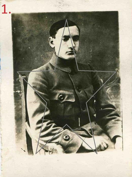 Председатель ЧК Ядринского уезда. Чувашия, 1918 год.