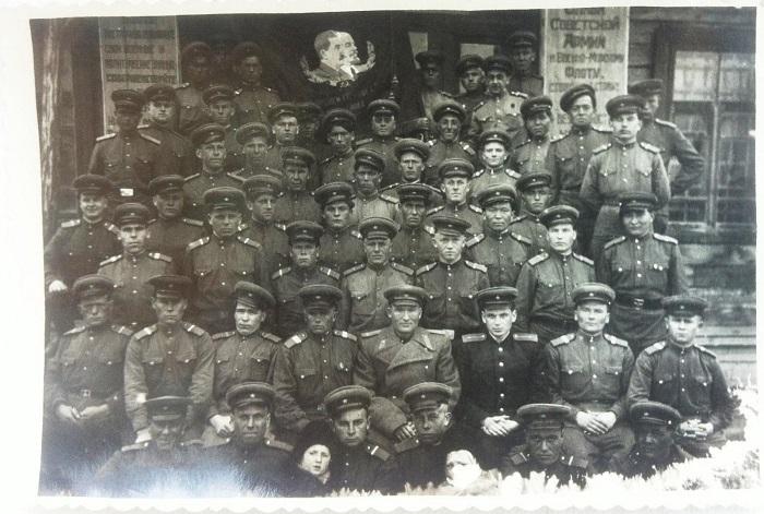 Военнослужащие одного из крупнейших исправительно-трудовых лагерей в системе ГУЛАГ. 1952 год.