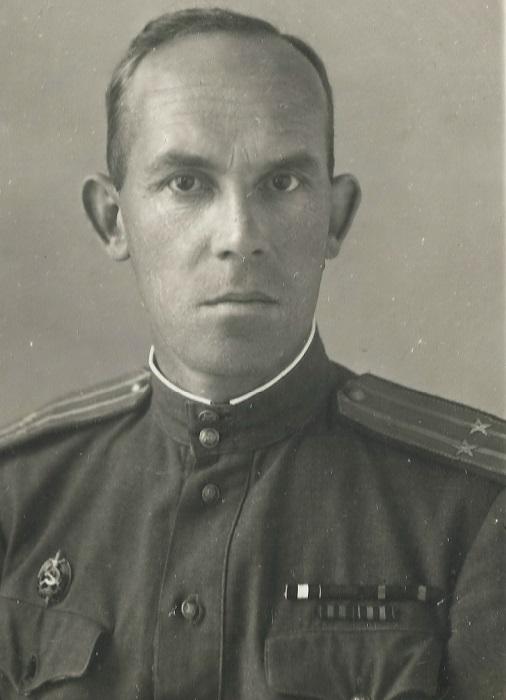 Заслуженный Работник НКВД.