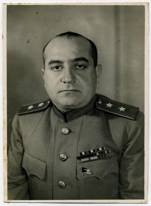 Рухадзе Николай Максимович - министр госбезопасности Грузинской ССР.