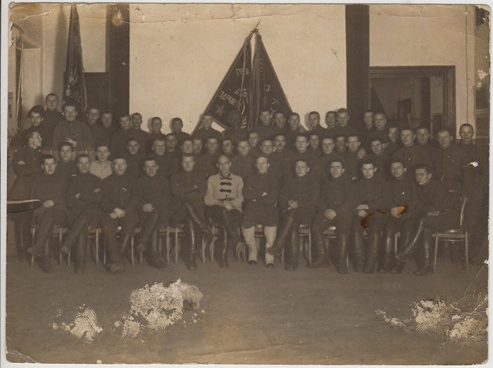 Дивизия особого назначения при коллегии ОГПУ. 1925 год.