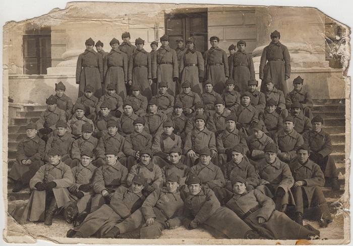 Дивизия особого назначения при коллегии ОГПУ. 1926 год.