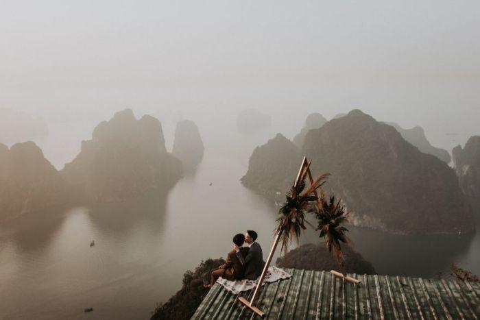 Рай для двоих. Автор фотографии: (Tien Phan) Тянь-Фан.