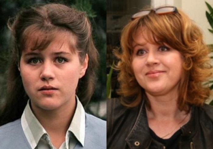 Актеры в кадрах из фильма и как они выглядят сейчас.